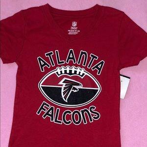 Atlanta FALCONS red T Shirt